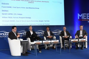 A panel of experts at Sportel last week discussed the role social media plays in the sports landscape.