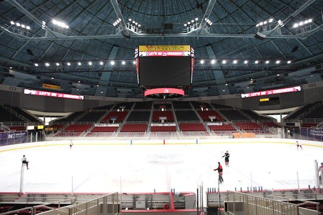 Bojangles' Coliseum, which hosts events ranging from \Les Misérables to the AHL's Charlotte Checkers, received a new sound system comprising VUE Audiotechnik al-Class loudspeakers.