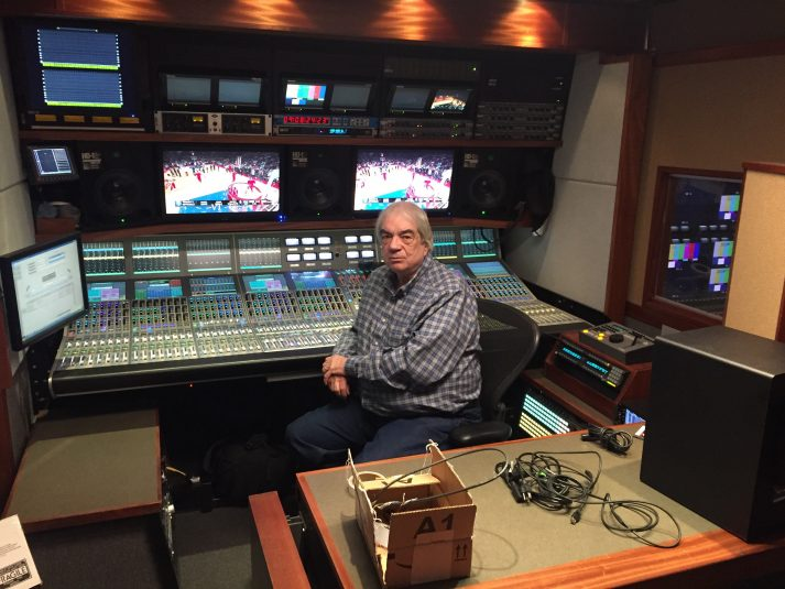 Bob Dixon had designed the sound for Olympics productions since 1996.