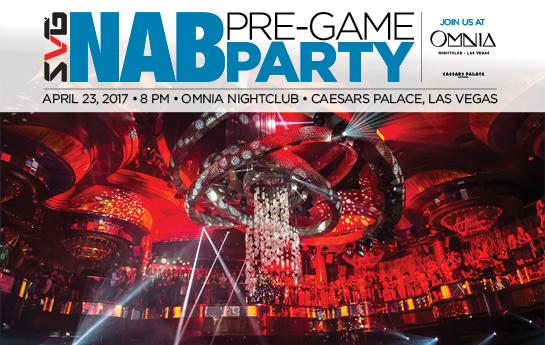2017 NAB Pre-Game Party