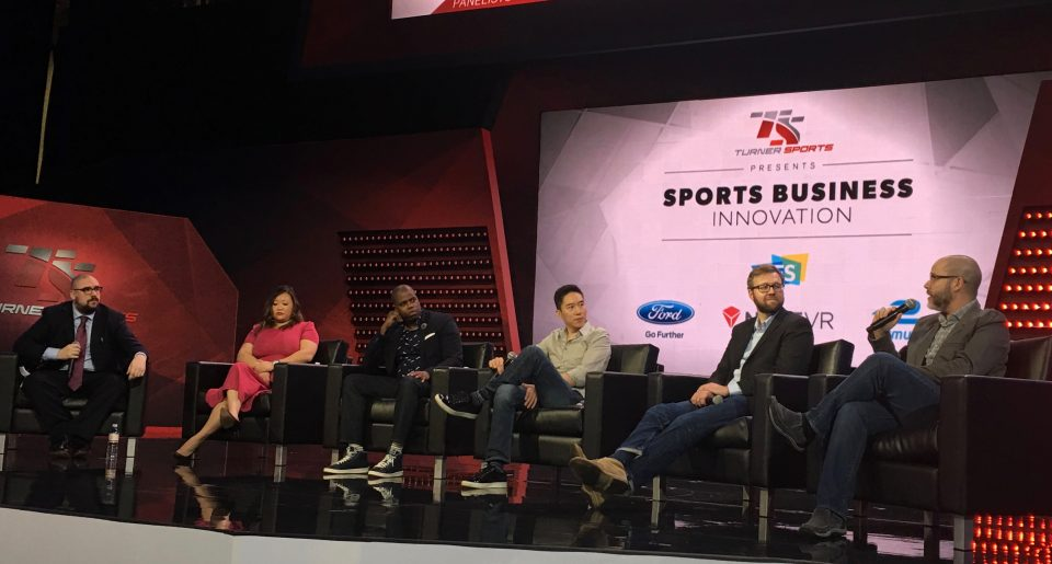 The Esports revolution was front and center at the Turner Sports Business Innovation Summit at CES.