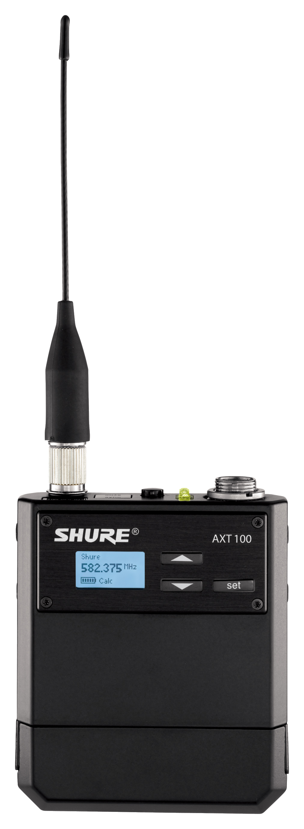 Shure Axient AXT400 receiver