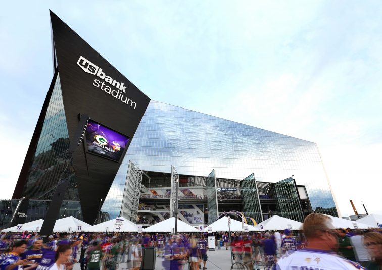 U.S. Bank Stadium will host SVG Sports Venue Production Summit.