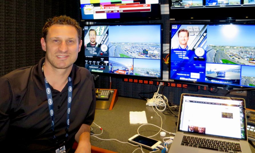 Live from Daytona 500: Fox Sports Set to Take Fox Sports GO to New Heights With Car Channels