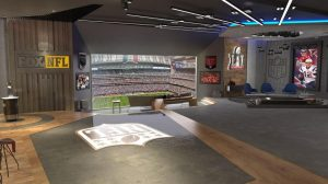 Fox Sports will offer an immersive suite-like experience via VR.