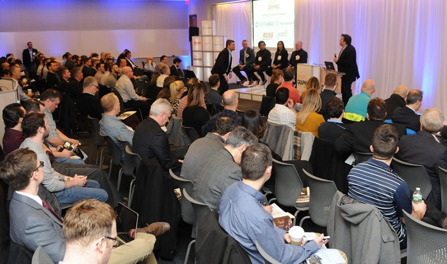 The third-annual Sports Graphics Forum drew more than 175 attendees to the Microsoft Technology Center in NYC.