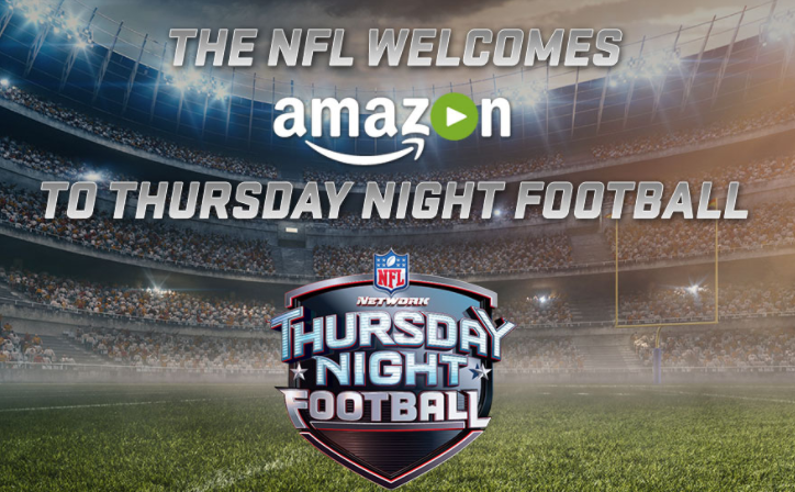 Amazon Inks 50m Deal For Nfl Thursday Night Football Streaming Rights