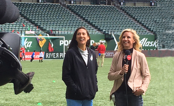 With Lifetime, Go90 Deals in Full Swing, NWSL Kicks Live-Game Productions Up a Notch