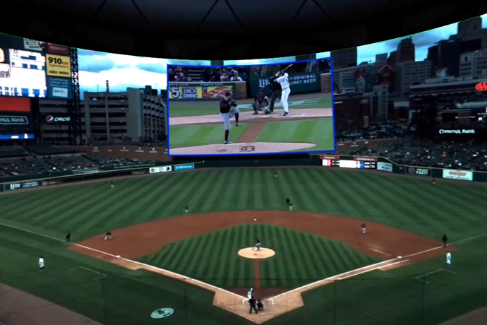 Intel, MLB sign virtual realty streaming deal for Samsung headsets