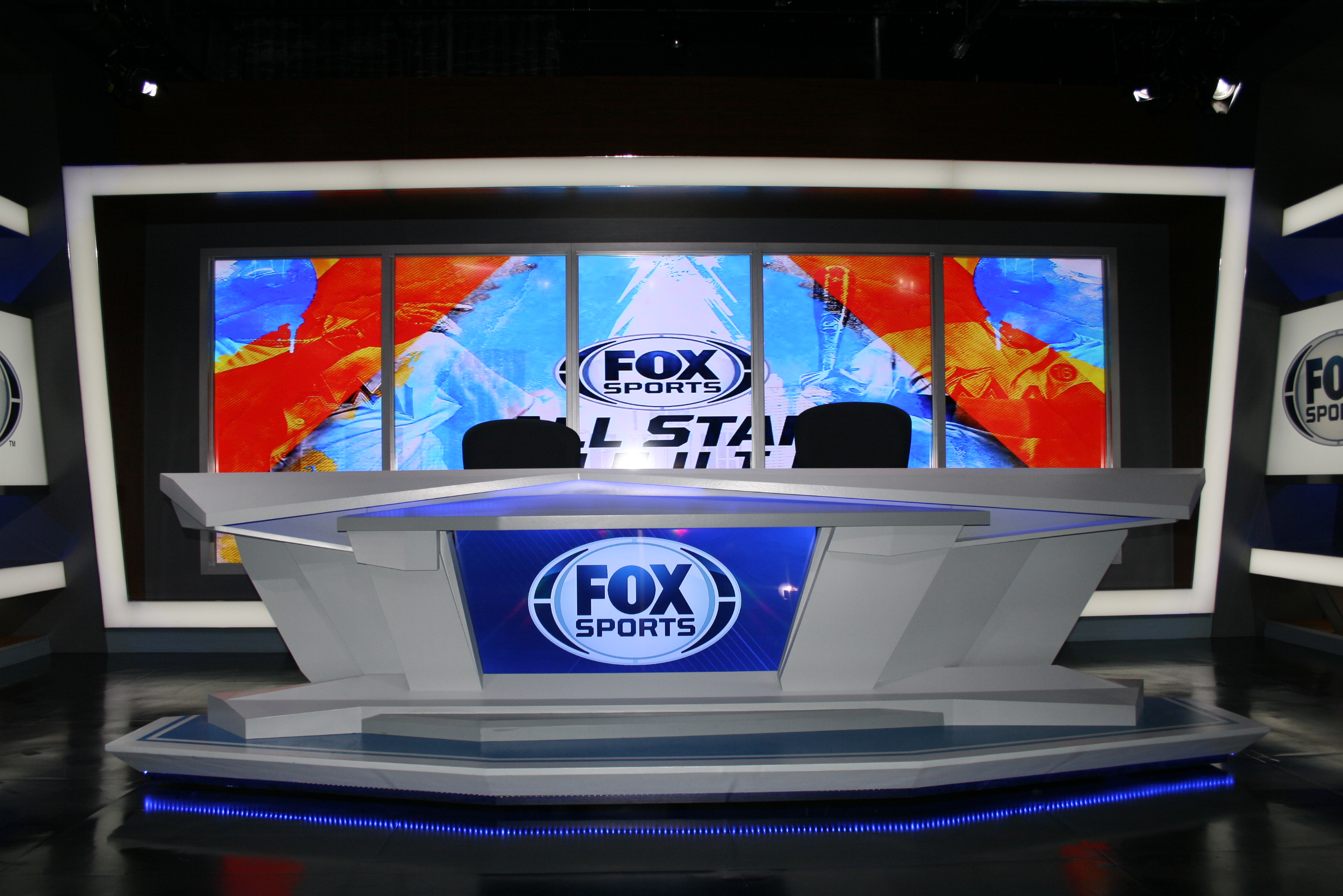 Fox Sports Florida S New Studio To Serve A Multitude Of