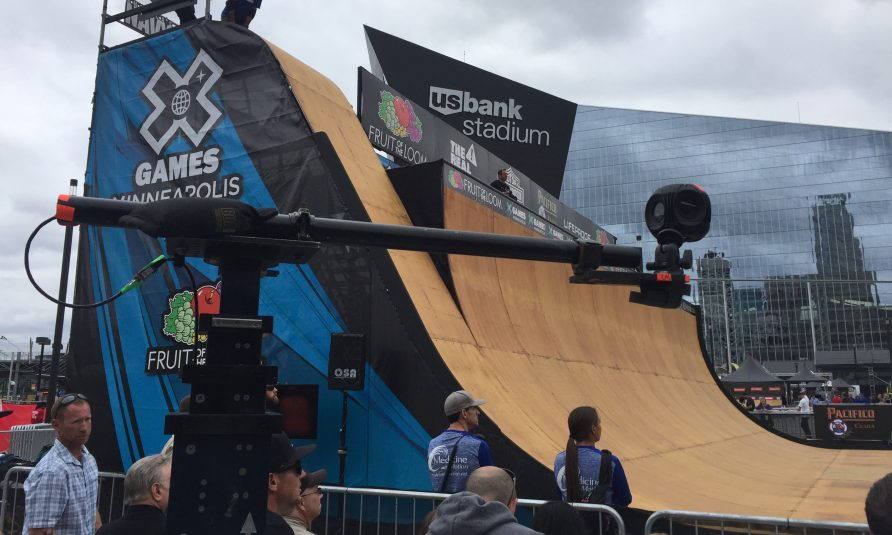 Live From X Games Minneapolis: Inside ESPN's First Live VR Production