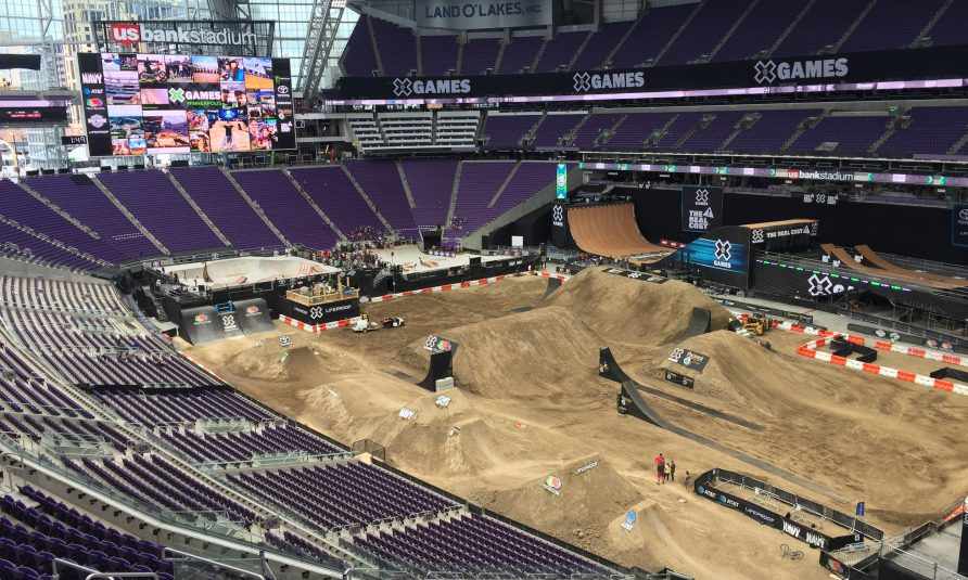 Live From X Games Minneapolis: ESPN, Echo Entertainment Soar Into First Summer Event