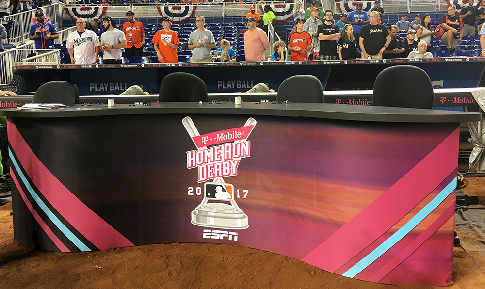 Live From MLB All-Star: Split-Screen Format Helps ESPN Keep Up With