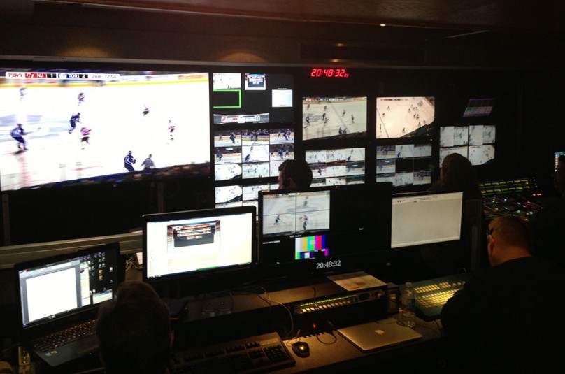 Dome's Unite mobile unit has been transformed into a 4K/UHD truck to serve the growing number of live 4K sports productions set for 2016 from Sportsnet and TSN.