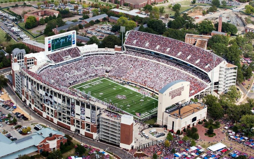Mississippi State Goes All In on SEC Network With New ...