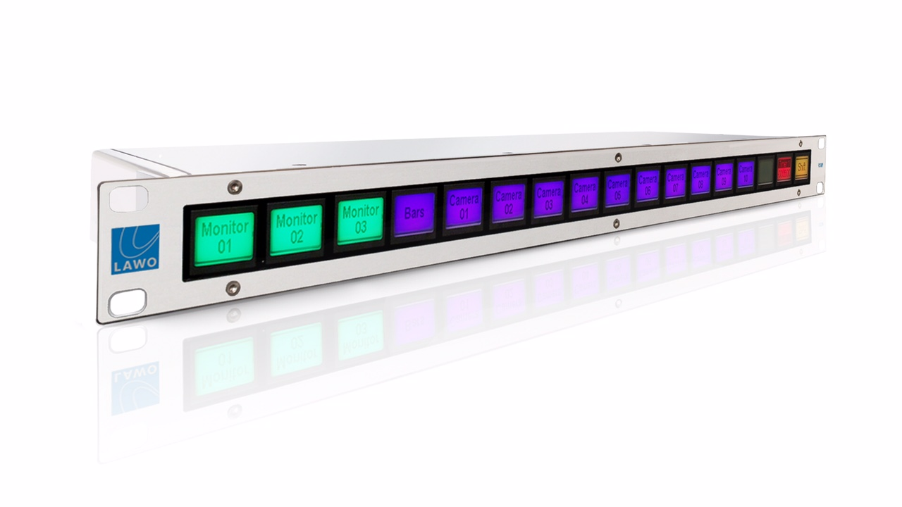 Lawo Offers Budget Crosspoint Switching With VSM SNAP