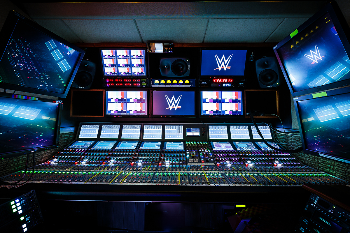 Wwe Embraces Ip Expands Footprint With New Trio Of Nep Trucks