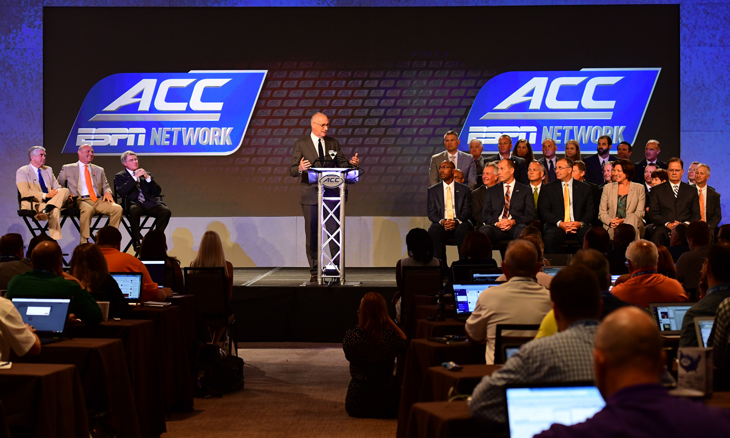 espn  atlantic coast conference stamp acc network for 2019