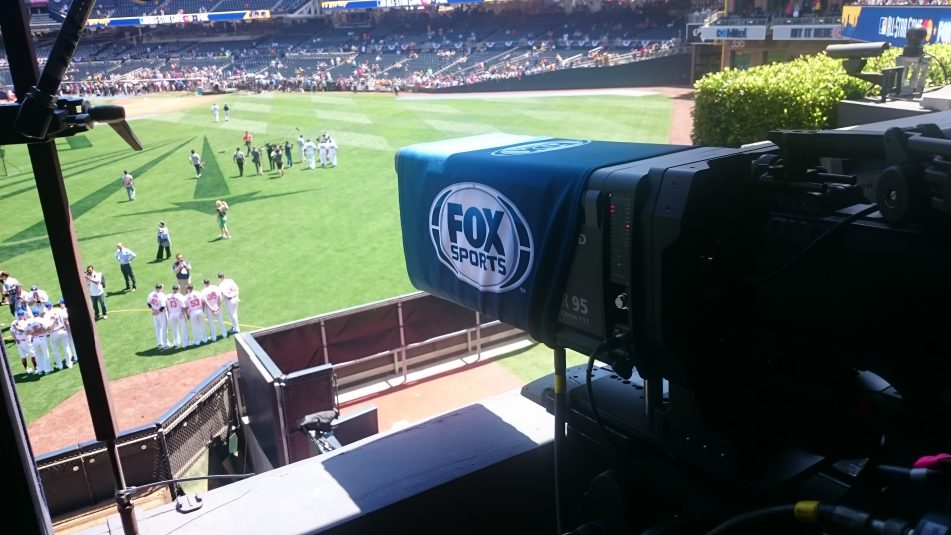 The Sony 4800 at Fox's MLB All-Star Game production