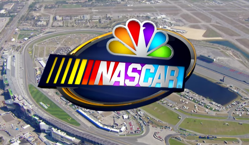 nascar on nbc drops green flag on year two with daytona opener