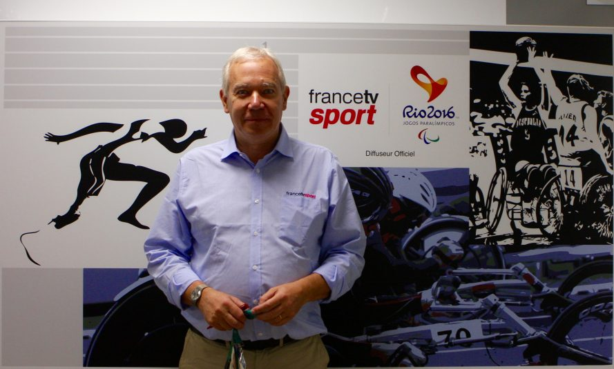 Francis Closeau says the FranceTélévisions has delivered for Olympic fans in France despite numerous logistical challenges.
