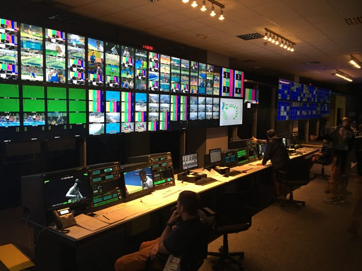 The OBS production facilities are busy 24/7 to meet the needs of rights holders around the globe.