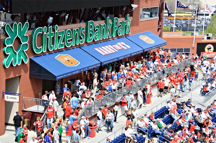 Phillies Broadcasters To Call Game From Citizens Bank Park ...