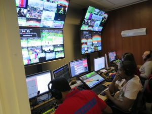 Globosat in Brazil relied on multiple Viz Opus control systems for much of its Olympic event coverage.