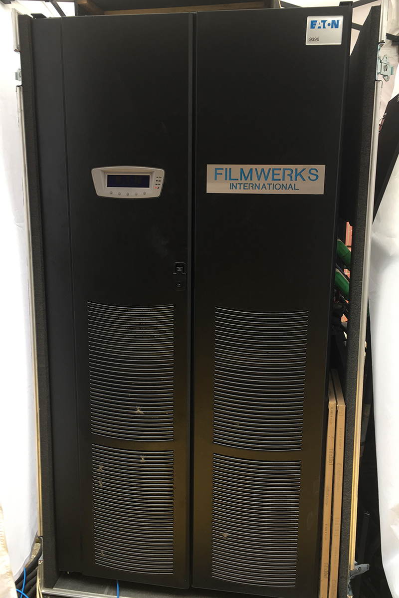 A new Filmwerks UPS is powering the ESPN Broadcast Center technical infrastructure.