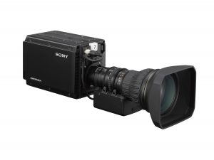 Sony's HCD-P43 is a new 4K POV camera designed to fill critical gaps in 4K production.