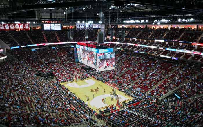 New Sound Systems Help Sports Venues Expand Into Music