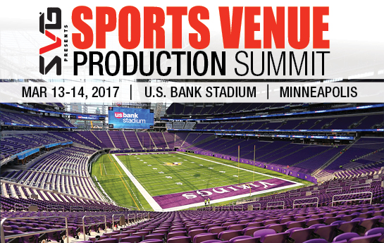 2017 Sports Venue Production Summit