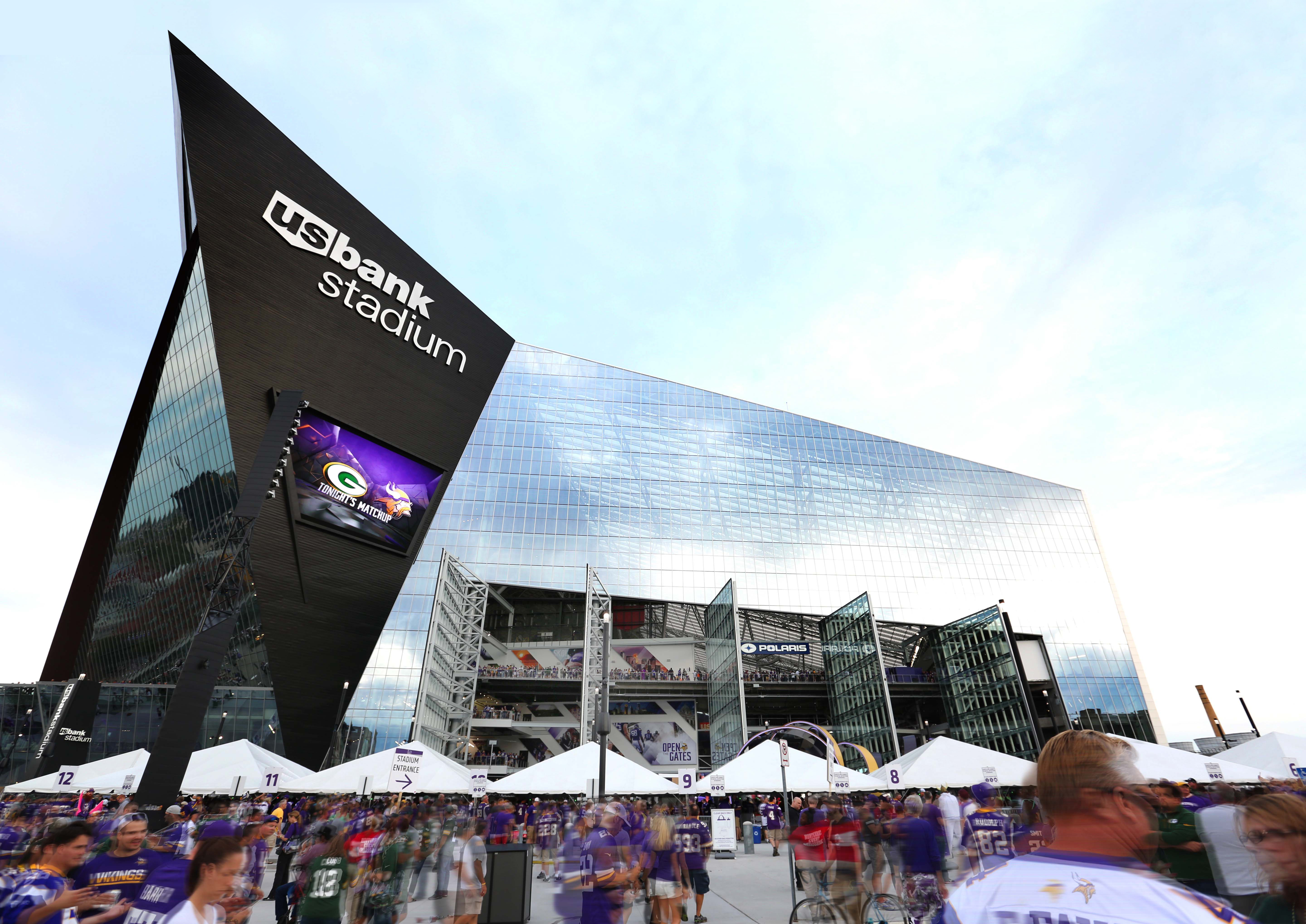 Exterior: U.S. Bank Stadium To Show Off Layers Of Integration At