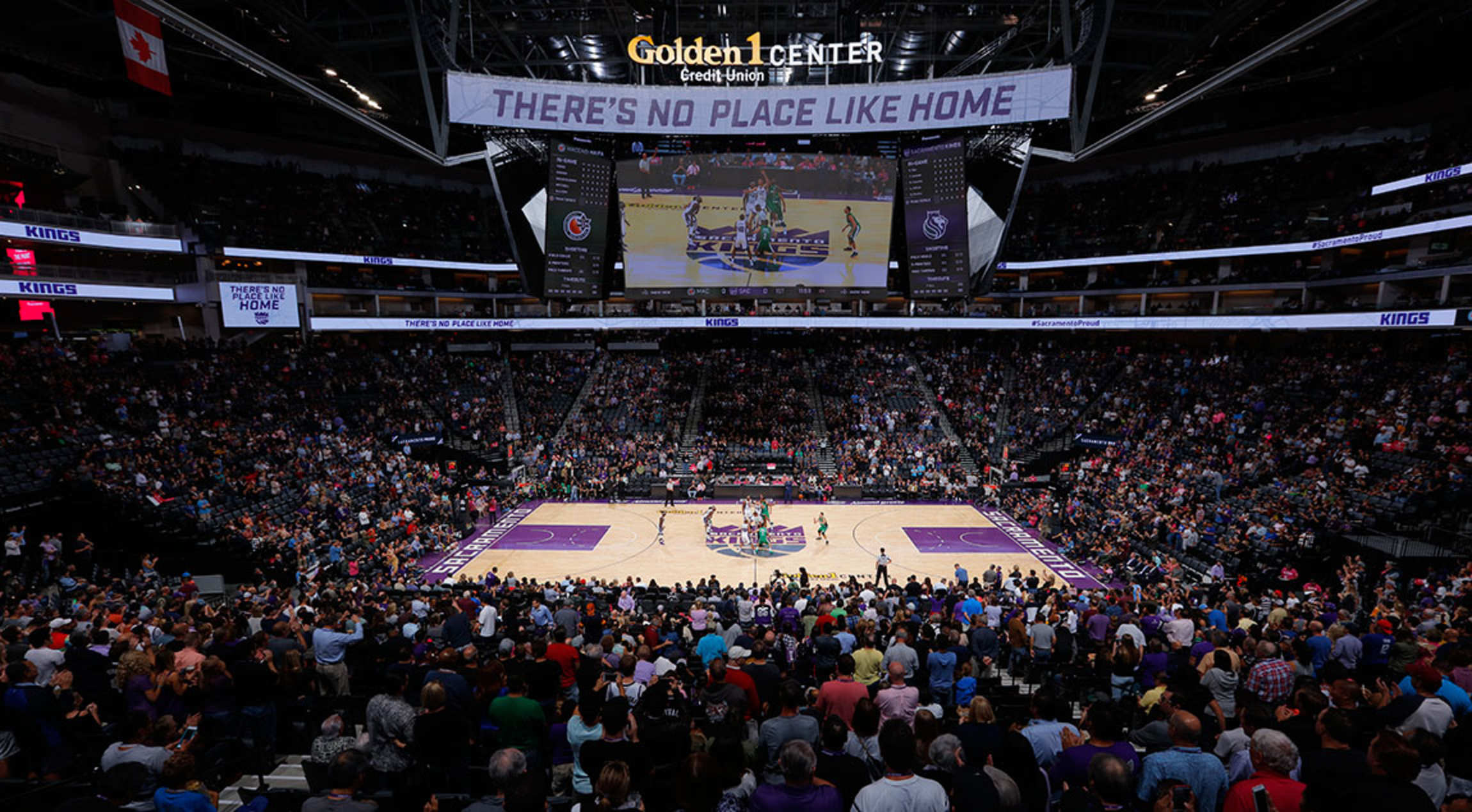grass valley 4k gear plays key role at sacramento kings u2019 golden 1 center