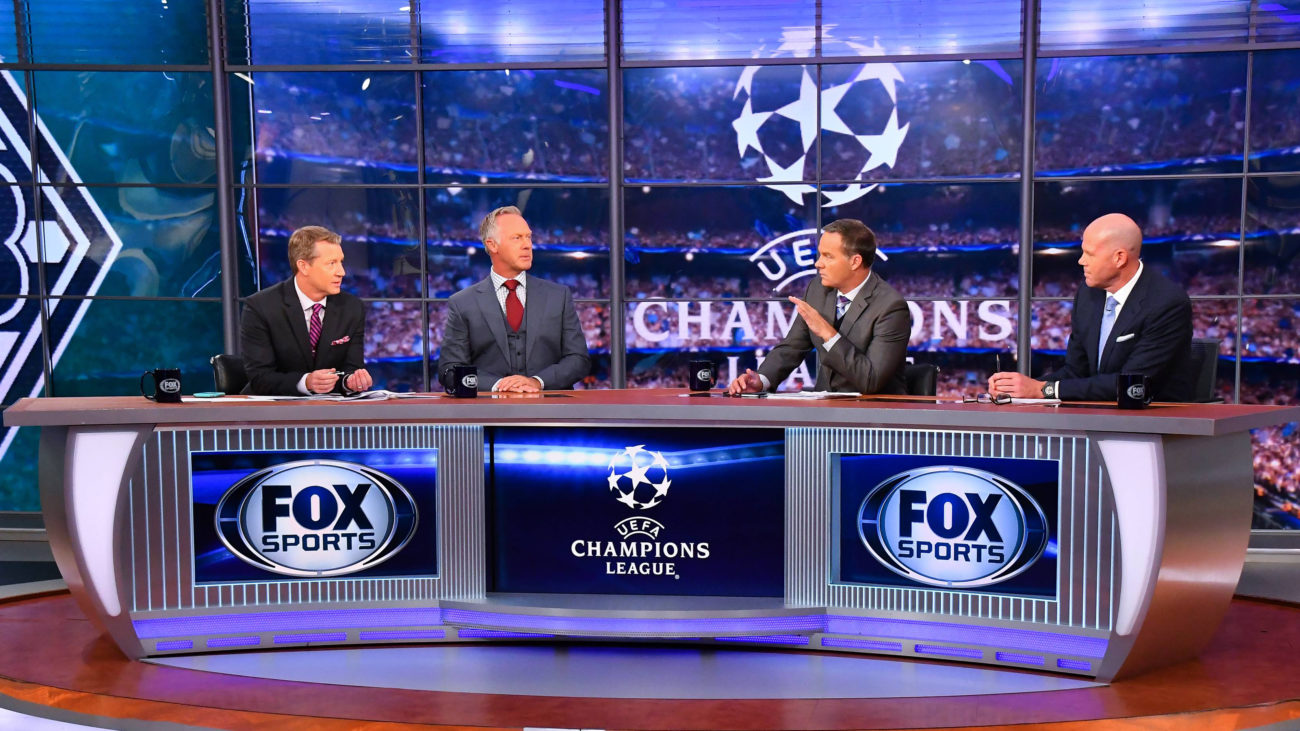 Champions Facebook: Fox Sports To Stream UEFA Champions League Matches On