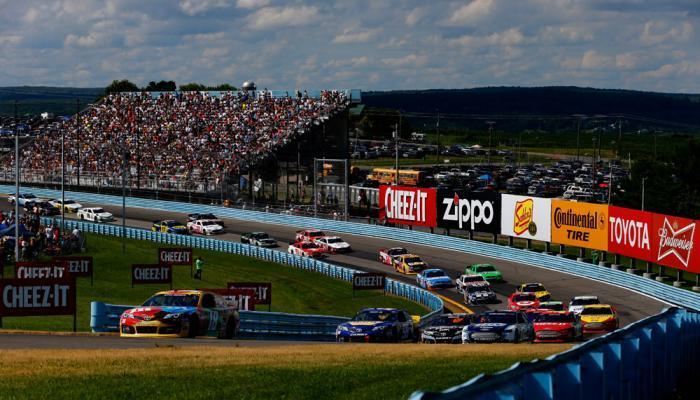Watkins Glen Race Track >> NBC, MRN Bring New Perspectives to NASCAR With Multiple Announce Locations at Watkins Glen