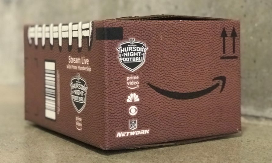 Amazon Sports Execs Pleased With <i>Thursday Night Football</i> Quality, Numbers Through First Half of Season