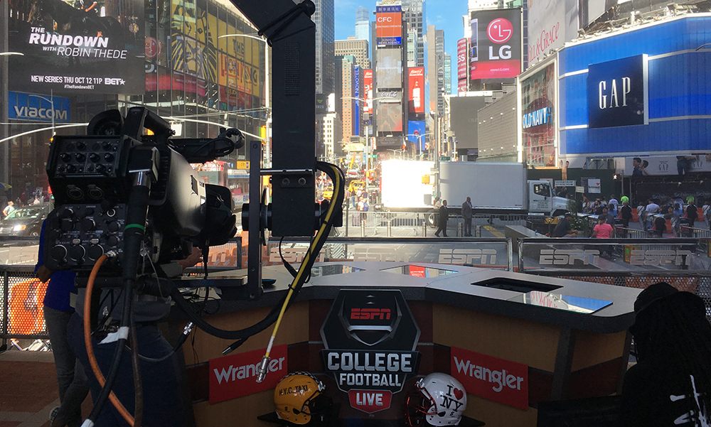 ESPN'S College GameDay coming to Blacksburg for Virginia Tech - Clemson game