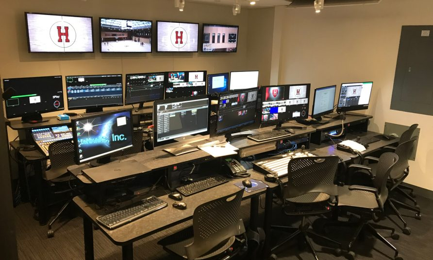 Harvard Centralizes Its Control Rooms Through the Use of IP