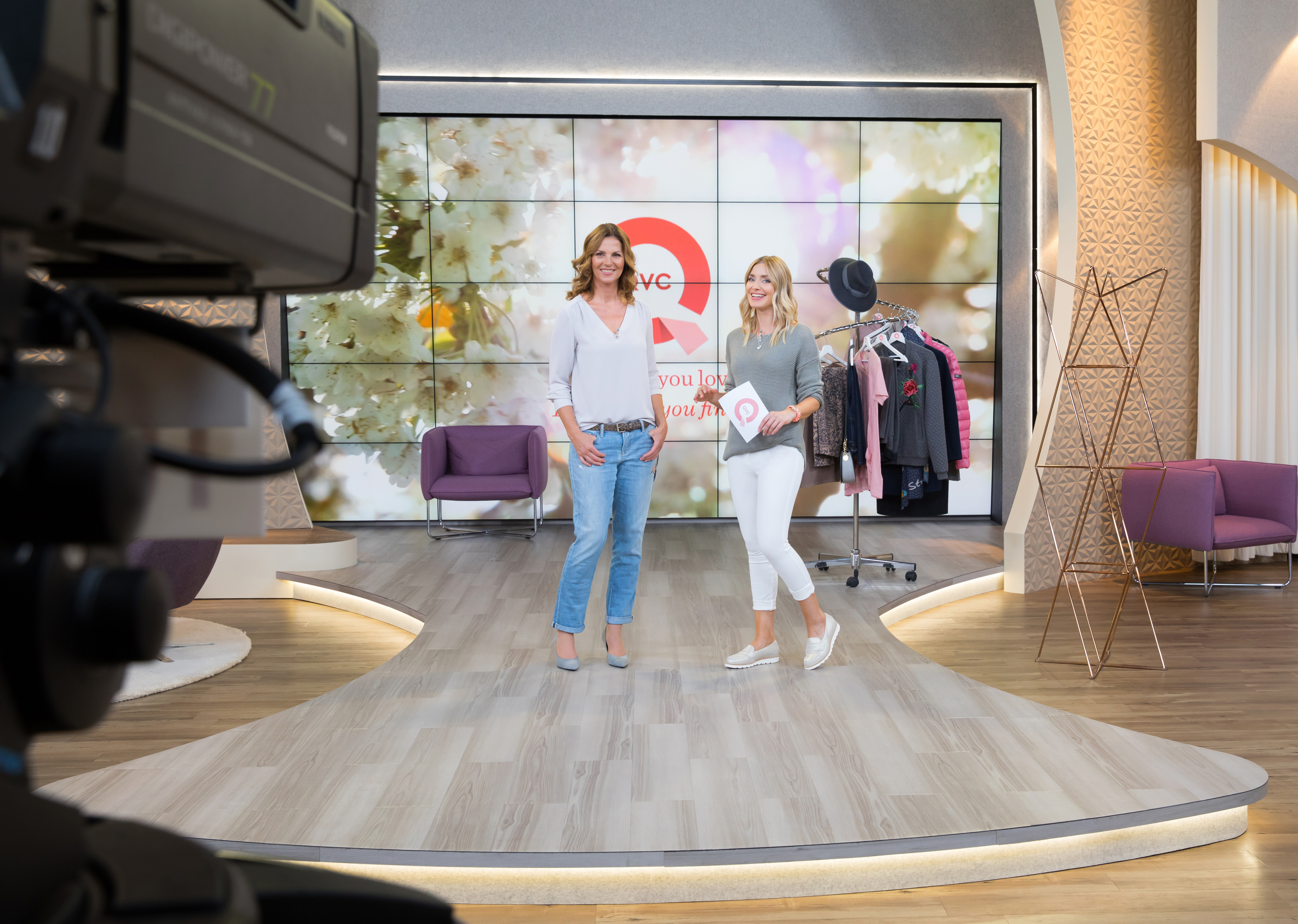 qvc relies on ses video to launch ultra hd channel in germany. Black Bedroom Furniture Sets. Home Design Ideas
