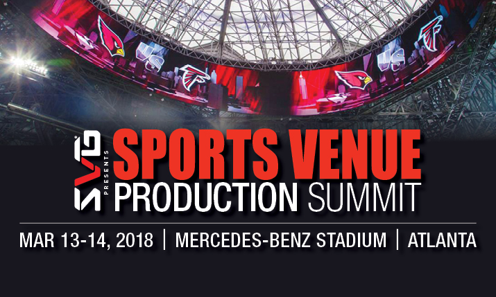 2018 venue production summit for Will call mercedes benz stadium