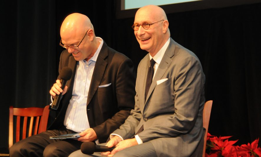SVG Summit 2017: As Fox Deal Looms, ESPN President John Skipper Hits on Sports Media's Hot-Button Issues