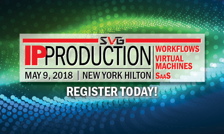 2018 IP Production Forum
