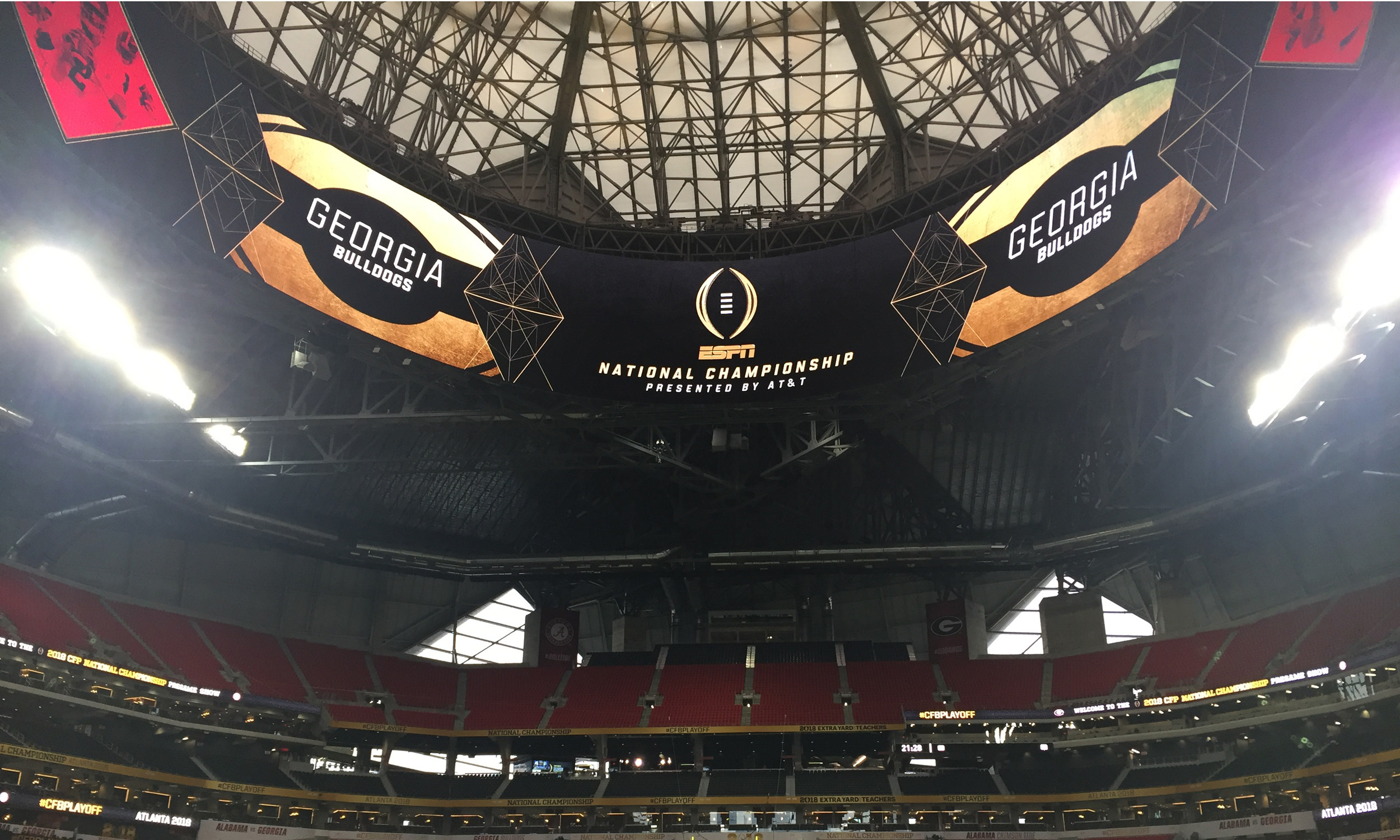 Ratings Roundup: ESPN's CFP National Championship Up 13