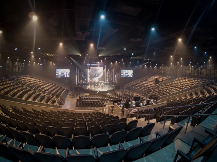SES Integration Deploys ClearCom At Multiple Elevation Church - Elevation locations