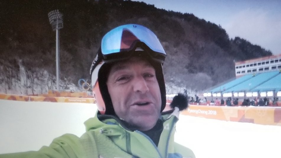 Live From PyeongChang: ORF Austria Delivers Unique POV Prior to Alpine Events