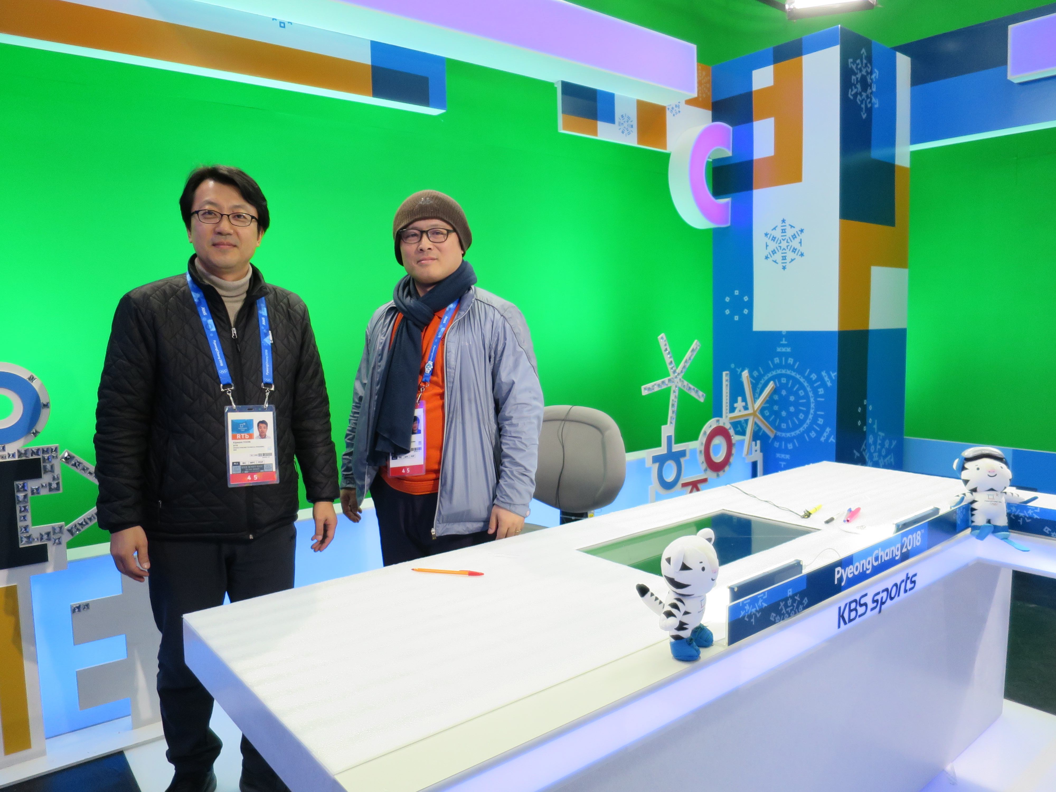 Live From PyeongChang: Korean Broadcasting System Delivers