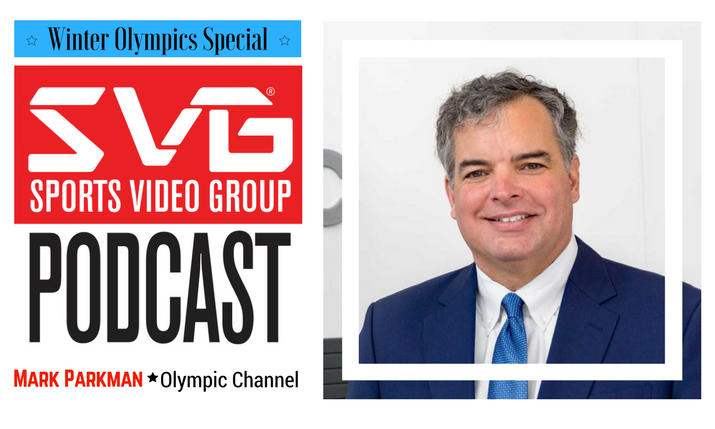 <i>The SVG Podcast:</i> Winter Olympics Special With Olympic Channel's Mark Parkman (Plus Our Onsite Audio Diary)