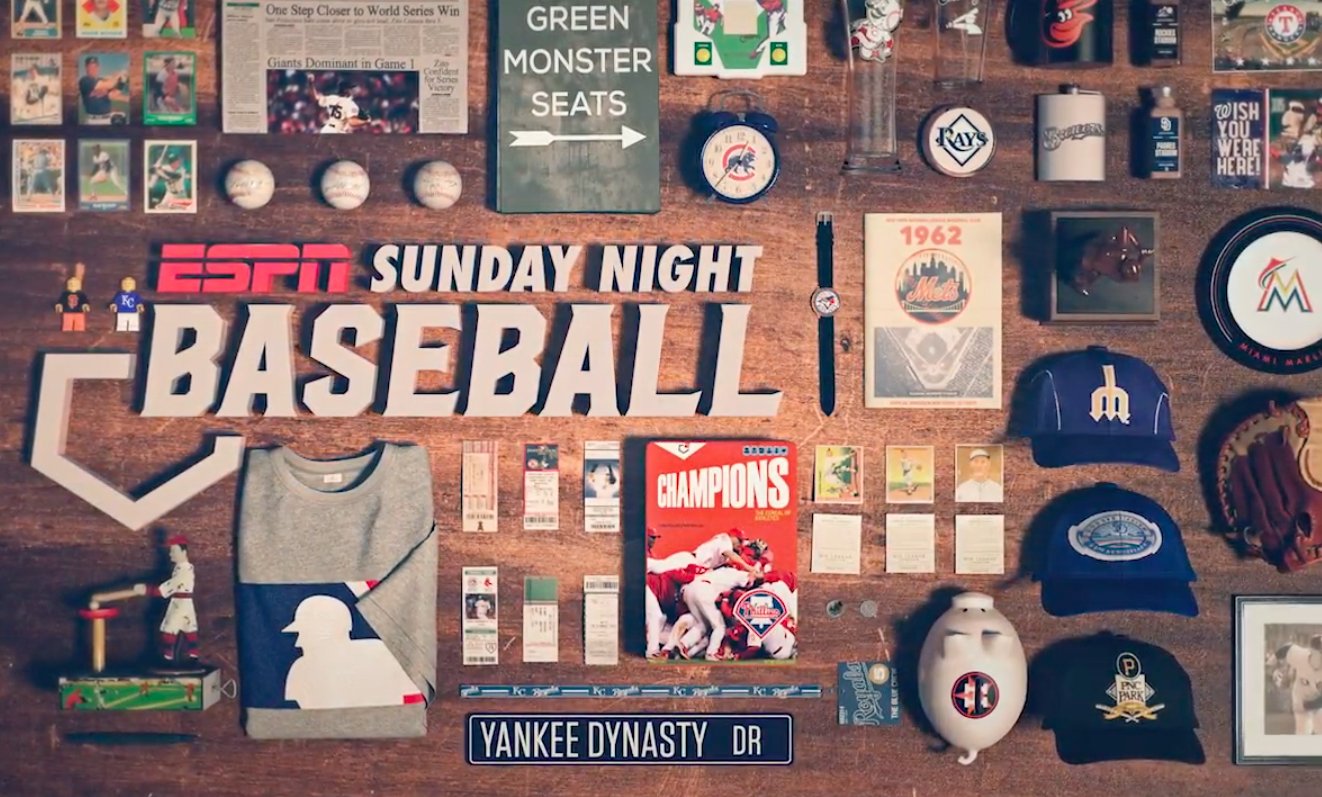 2018 mlb preview: espn launches new booth, graphics on snb; expands