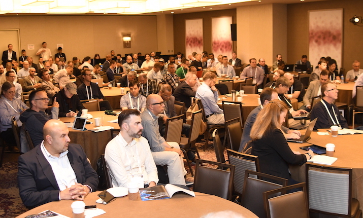 More than 300 attendees traveled to the Westin New York at Times Square to learn about the latest in MAM workflows and content-storage technologies